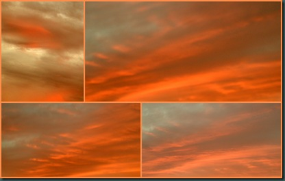 PA sunset collage3
