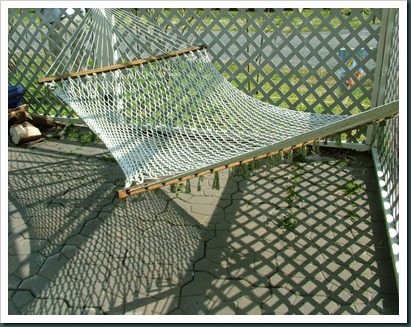 0324 patio hammock