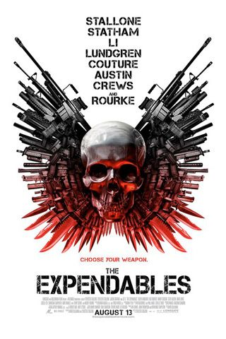 iPhone Wallpaper The Expendables Movie Poster