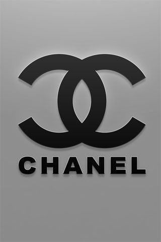 Chanel Brand Logo Wallpaper For iPhone