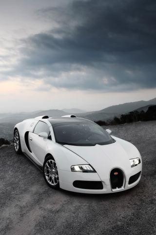 Luxury Car Photo iPhone Wallpaper