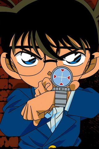 iPhone Wallpaper Detective Conan Picture