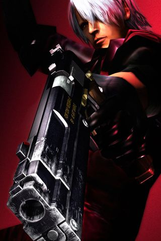 Devil May Cry Picture Wallpaper For iPhone