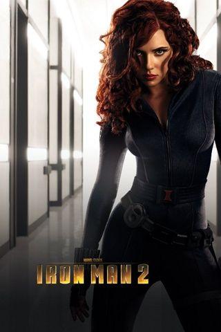 Iron Man 2 Movie Poster iPhone Wallpaper