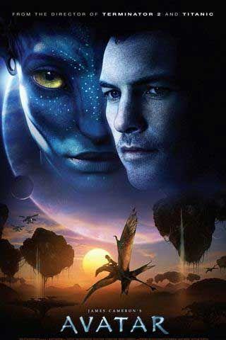 Avatar Poster iPhone Wallpaper