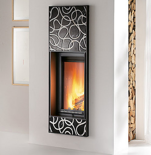 Fireplace Design for Modern Home