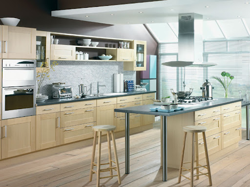 Contemporary Kitchen Design by Thomas Chippendale