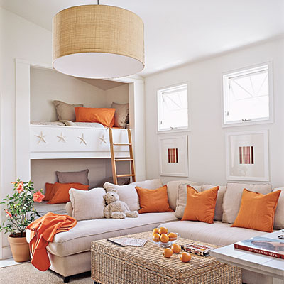 Citrus Color Room Design