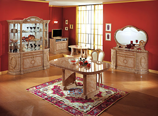 Italian dining room design ideas interior design modern for Italian dining room decorating ideas