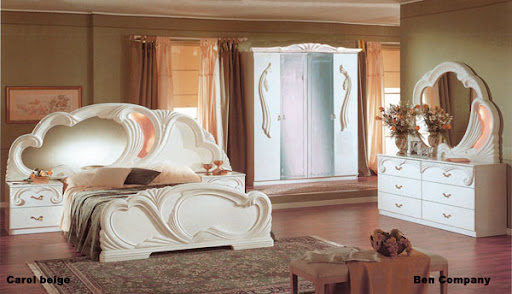 Bedroom Set Design from Almadina Furniture