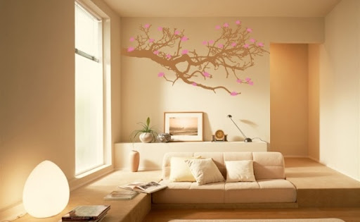 Nature Wallpaper Design Ideas for Interior Home Design