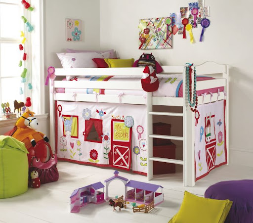 Children Bedroom Decoration and Design