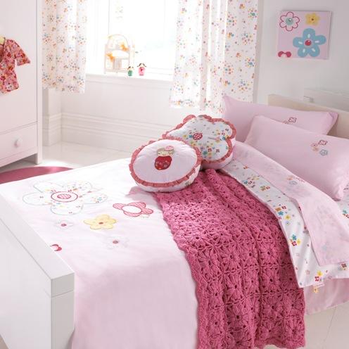 Children's Bedding Design Ideas from Izziwotnot