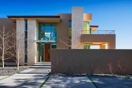 Modern Environmentally Home Design