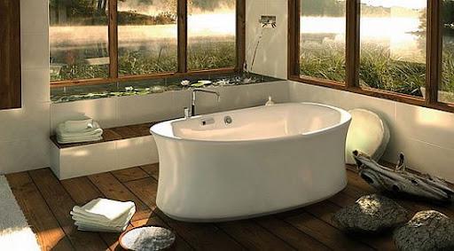 Elegant Ambrosia Bathtub design from Pearlbaths