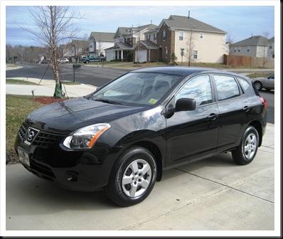 Nissan Rogue 2009 (4)