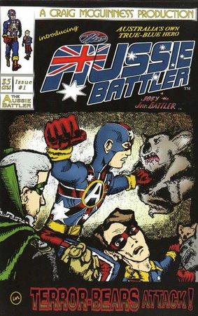 The Aussie Battler