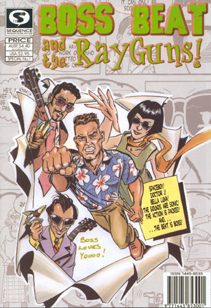 Boss Beat and the RayGuns