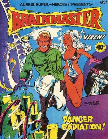 Brainmaster & Vixen