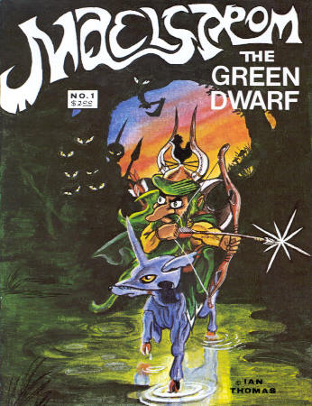 Maelstrom the Green Dwarf