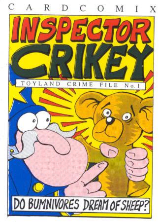 Inspector Crikey