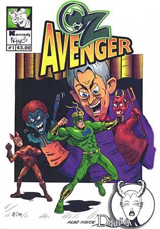 Oz Avenger