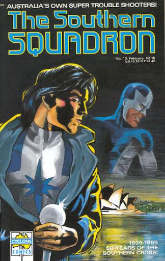 Southern Squadron #13