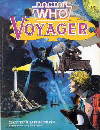 Doctor Who: Voyager