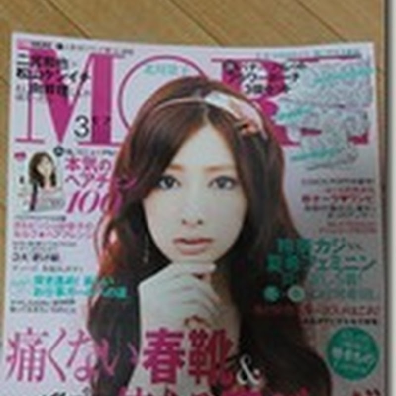 Revista More 雑誌 More 2011年#3