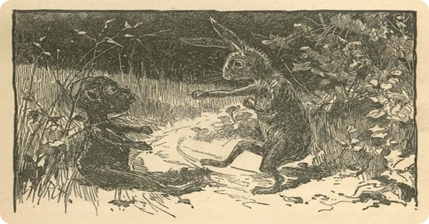 Brer_Rabbit_and_the_tar_baby,_1881