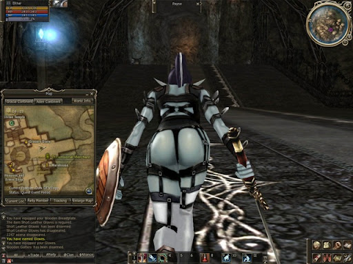 What Lineage 2 is famous - is for animated boobs and asses. You'd be amazed how many clicks i'll get from Google on that pic only.