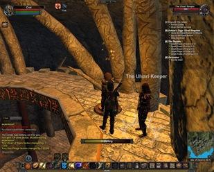 Vanguard: Saga of Heroes, Isle of Dawn Quest: Artisan's Saga: Ulvari Requiem (Crafting)