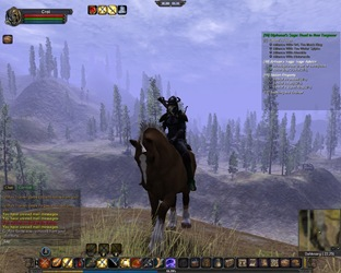 Vanguard: Saga Of Heroes - Tips And Tricks On How To Use A Flying Mount