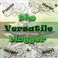 versatile-bloggeraward delicious ambiguity