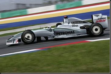 Mercedes-GP-Petronas-C-600