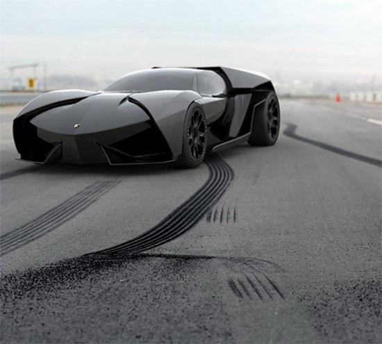 Lamborghini Ankonian Concept Car1