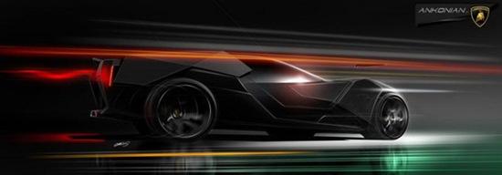 Lamborghini Ankonian Concept Car4