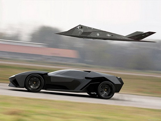 Lamborghini Ankonian Concept Car9