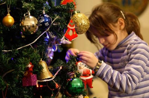 christmas celebrations around
