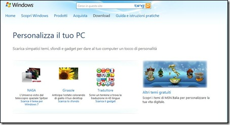temi windows 7