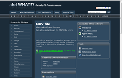 file extension info-dotwhat
