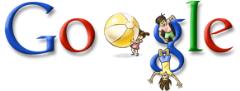 Children's Day Logo from Google