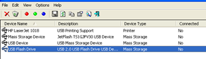 USB Deview Screenshot