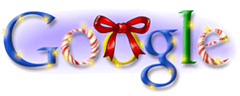Google Christmas logo 5