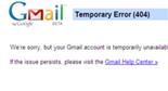 server error_Gmail