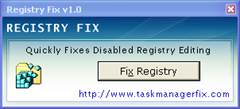 "7 Ways to Fix ""Registry editing has been disabled by Your administrator """