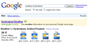 Weather _forecast_using _Google search