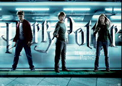 Harrry potter_hbp_train_screensaver