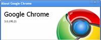 Google Chrome 3.0