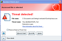  EICAR Test : Check Your Anti Virus Working or Not